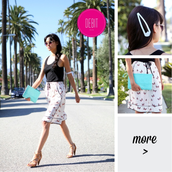Zara butterfly shorts_homepage