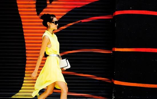 Asos Yellow Dress 2