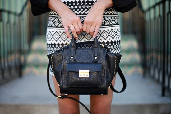phillip lim crossbody mini satchel