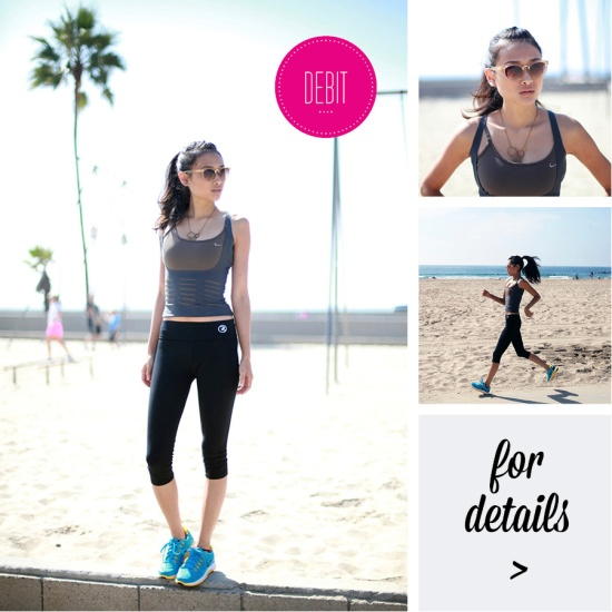 Venice Beach Workout!