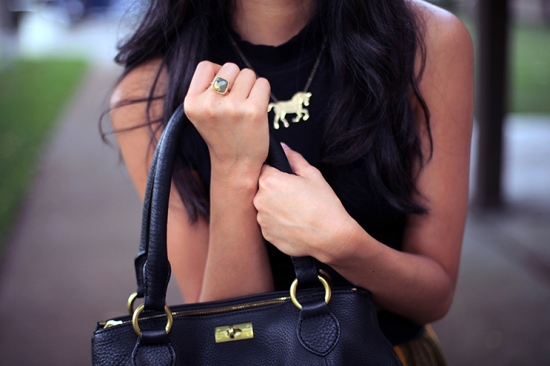 ring and purse