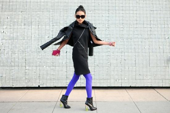 edun leather jacket michael kors zip dress miista amaya boots