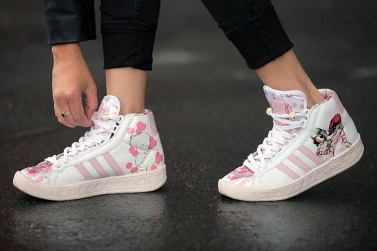 adidas adicolor fafi p2 hi sneakers
