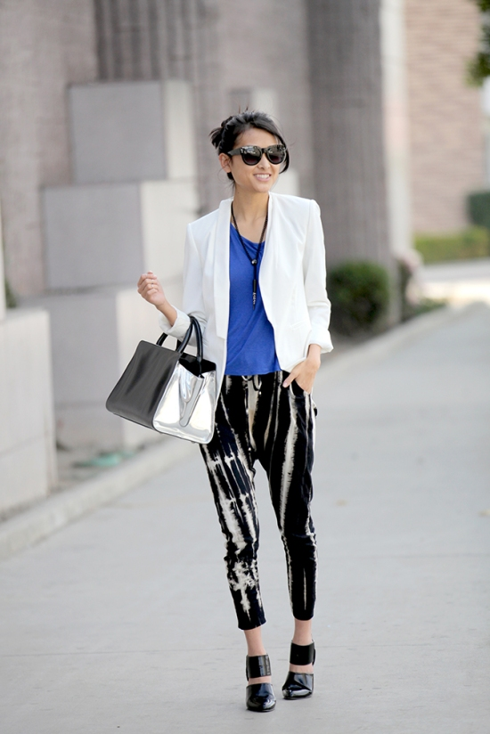 forever 21 outfit with zac posen eartha east west satchel