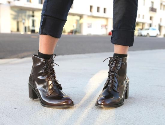 sam edelman jardin british burgundy lace up boots