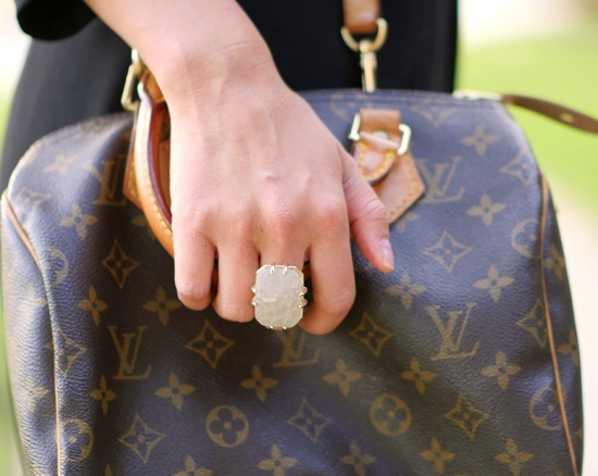 kelly wearstler hampstead quartz ring louis vuitton speedy 25