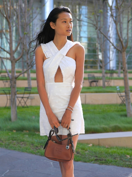 catching couture michelle forstadt fashion blogger alice mccall dress