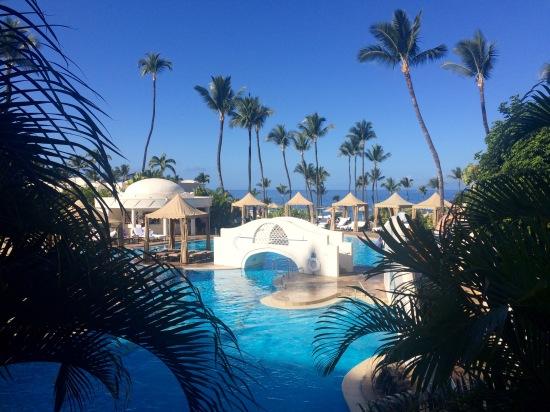fairmont kea lani hotel pool resort maui wailea
