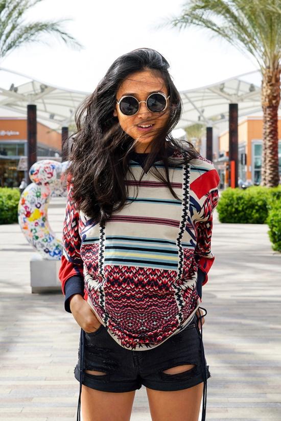catching couture hm studio 2016 sweatshirt
