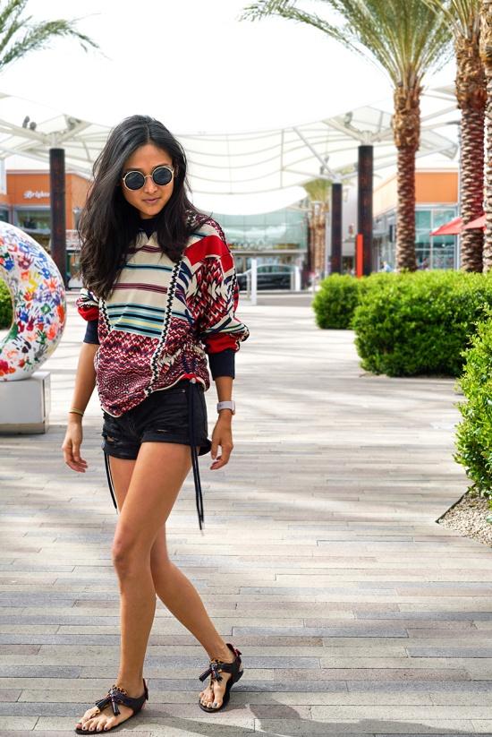 hm studio spring summer 2016 sweatshirt with drawstrings