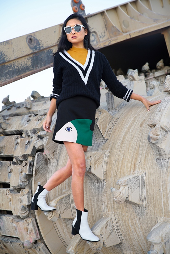 catching-couture-stylewe-jungle-me-a-line-color-block-mini-skirt