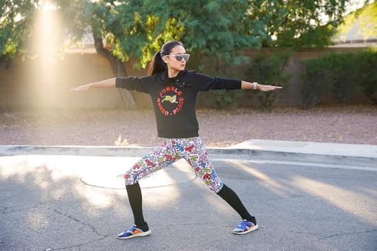 kenzo-hm-ruffled-sweatshirt-keith-haring-forever-21-running-pants