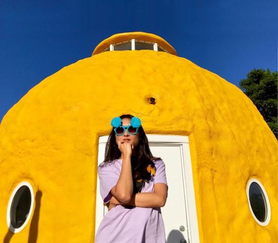 Cartago CA Catching Couture Sunglasses